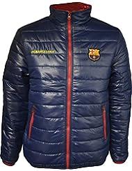 Doudoune Barça - Collection officielle FC BARCELONE - Taille adulte homme