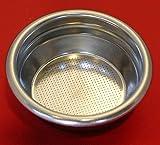 Siebeinsatz,Siebträgereinsatz,Kaffeesieb,Sieb 2 Tassen 14g für E61 wie ECM uvm.