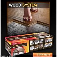 Vitrex floorwarm IPX7 eléctrico calefacción por suelo radiante alfombra para suelos de madera ...