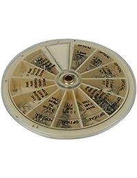 Berger + Schröter Optik und Uhrenschraubenset, 241 teilig, 60370