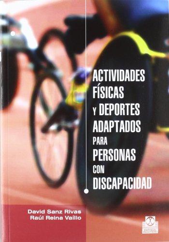 Actividades físicas y deportes adaptados para personas con discapacid