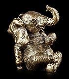 Elefanten Figur - Kleiner fröhlicher Elefant - Veronese