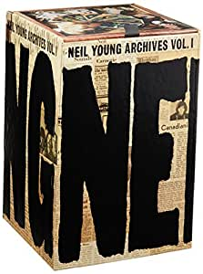 Neil Young Archives, Vol. 1: 1963-1972 (10 DVDs)