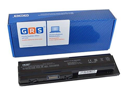 GRS Notebook Akku mit 8800mAh für HP Pavilion dv4t, dv4, dv5, dv5t, dv6, dv6t, Compaq Presario CQ40, CQ41, CQ45, CQ50, CQ60 , CQ70 ersetzt: HSTNN-CB72, 484171-001, 485041-001, 485041-003, 498482-001, HSTNN-LB72, HSTNN-IB73, HSTNN-UB72, KS524AA, Laptop Batterie 8800mAh, 10.8V (Akku Hp Laptop Dv4 Pavilion)