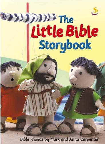 The Little Bible Storybook Cover Image