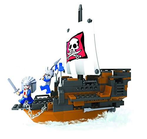kidoloop Building Block Piraten Boot Schiff Brick Konstruktion Toys 200 Bj Piratenschiff