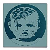 ARTTILES Keramikfliese Lucy Would Have Loved You, blau (Petrol Blue), 30 x 30 cm