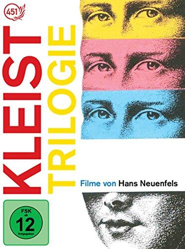Bild von Kleist Trilogie - Filme von Hans Neuenfels [3 DVDs]