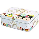 Disney – Tsum Tsum – Edition Spéciale de Noel – 6 Mini Figurines Empilables 4 cm + Boite