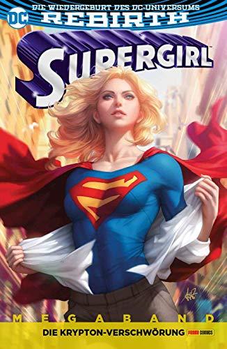 Supergirl Megaband: Bd. 2: Die Krypton-Verschwörung