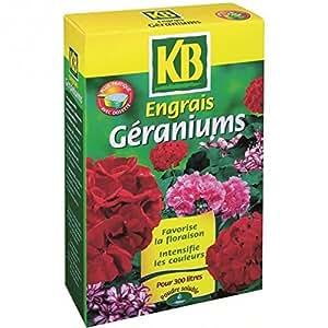 KB Garten Dünger Geraniums KB 750g/NCA