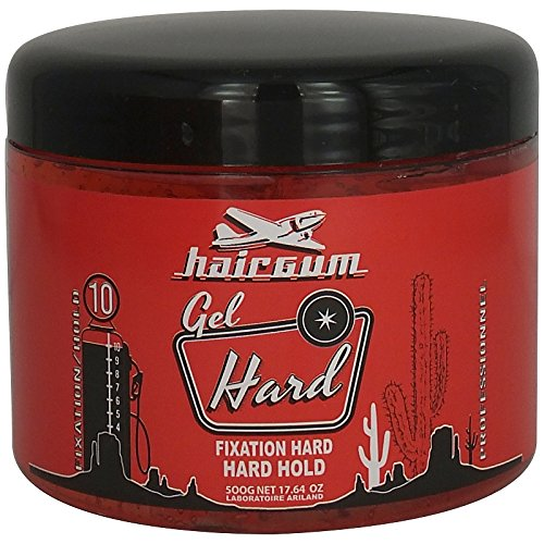 ARILAND Hairgum Pot Gel Hard 500 g
