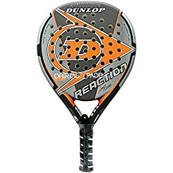 Pala de pádel Dunlop Reaction Naranja 2016