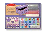 Melissa & Doug : Decorate Your Own Jewellery Box