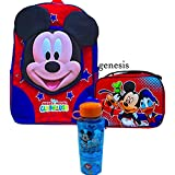 Mickey Mouse Clubhouse Backpack, Lunch Box, Travel Tumbler Back To School Specials