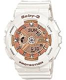 Casio Damen-Armbanduhr Analog - Digital Quarz Resin BA-110-7A1ER
