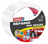 Tesa 56493-00002-00 reparieren 1001 Verwendungen, sehr resistenter Stoff, 10 m x 50 mm