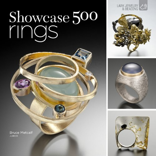 Showcase 500 Rings: New Directions in Art Jewelry (500 Series) por Marthe Le Van