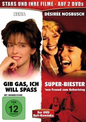 Gib Gas, ich will spass / Super-Biester [2 DVDs]