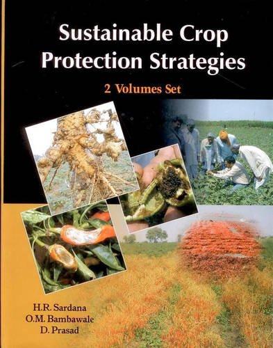 Sustainable Crop Protection Strategies in 2 Vols por H. R. & Bambawale O. M. & Pras Sardana