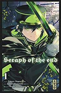 Seraph of the End Edition simple Tome 1