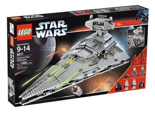 Lego 6211 Star Wars Imperial Star Destroyer by LEGO