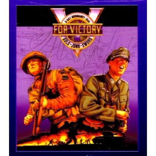 V For Victory - Velihiye Luki & Gold Juno Sword - MS DOS