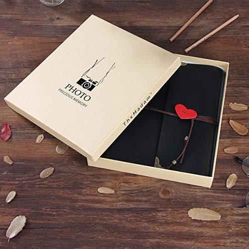 feliz Xvi Regalo De Cumpleaños Personalizado de imitación de cuero foto álbum libro de memoria