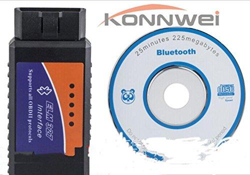 ELM327 Bluetooth ELM327 un modello automobilistico criticare strumento diagnostico scanner rilevatore