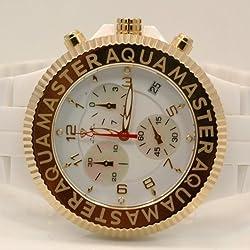 Aqua Master Mens Ceramic Quartz Watch W332