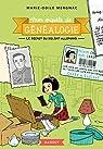 Mon enquête de généalogie - Le secret du soldat allemand par Mergnac