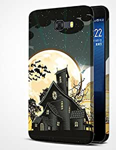 ALDIVO Premium Quality Printed Mobile Back Cover For Samsung Galaxy C9 Pro / Samsung C9 Pro Printed Cover (MKD029)