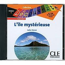 L' Île mystérieuse - Niveau 1 - Lecture Découverte - CD