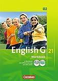 English G 21 - Ausgabe D / Band 2: 6. Schuljahr - Workbook mit Audio-Materialien