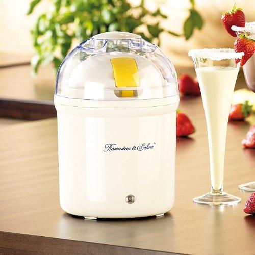 Rosenstein & Söhne Joghurt-Maker für 1 Liter frischen Joghurt - 2