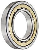 Fag nu226e-m1cilindrici cuscinetto a rulli, singola fila foro, dritto, anello interno rimovibile, capacità elevata, ottone gabbia, sagoma normale, 130mm ID, 230mm di diametro, 40mm di larghezza