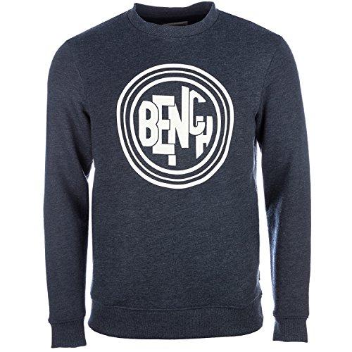 Bench Herren Rest Sweatshirt, Dark Navy Blue Marl, L Preisvergleich