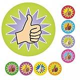 Thumbs Up Reward Stickers