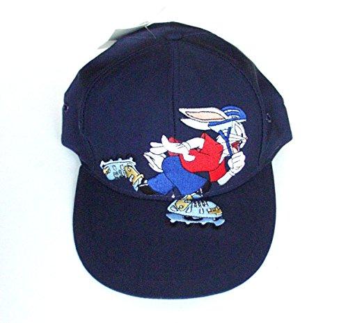 Cap Taste (Basecap Bugs Bunny Baseballcap LOONEY TUNES bestickt Original von 1997 Inline Scating)