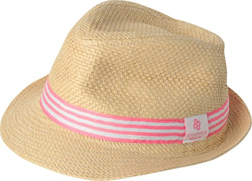 Snapper Rock Straw Summer Fedora Hat For Babies & Kids Boys & Girls on the Beach, Pools and Outside