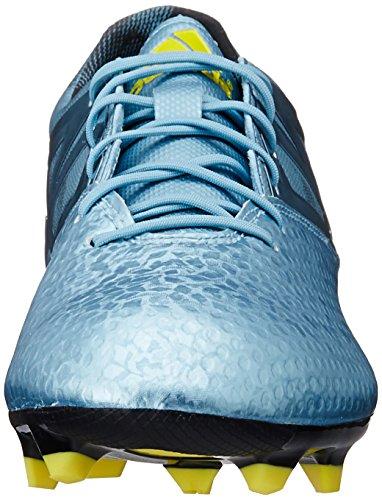 adidas Messi 152 FG/AG Herren Fußballschuhe Silber (Matt Ice Met.F12/Bright Yellow/Core Black) H6Q4hbEw