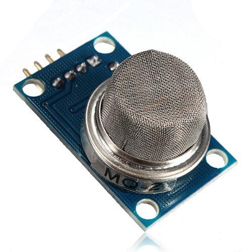 MQ-2 Gas Sensor Module Rauch Methan Butan Detection 300-10000ppm für Arduino (Propan-gas-sensor)