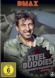 Steel Buddies - Stahlharte Geschäfte, Staffel 3 [2 DVDs]