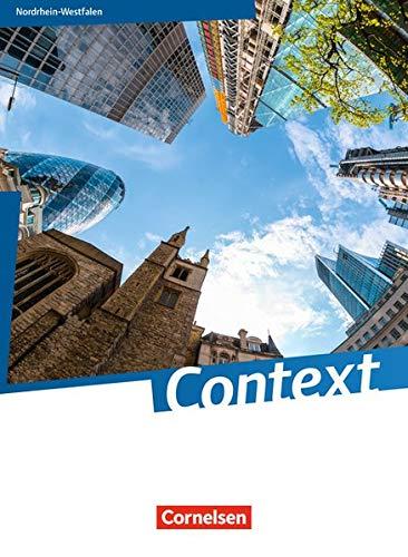 Context - Nordrhein-Westfalen: Schülerbuch: Kartoniert
