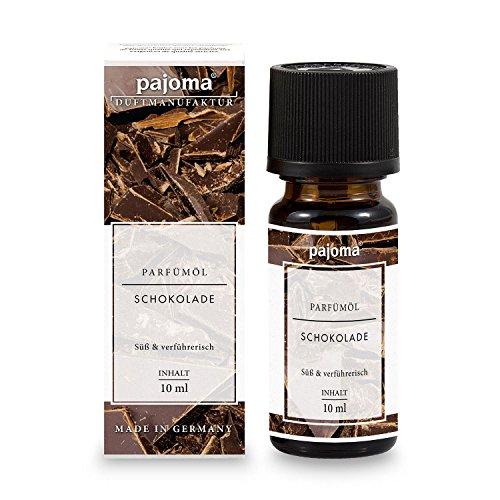 pajoma Parfümöl ''Schokolade'', 10 ml, feinste Parfümöle in Geschenkverpackung - Kosmetik, Schokolade