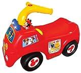 Mickey Mouse – Light n' Sound Fire Engine – Porteur Sonore 50cm Camion de Pompier (Import UK)