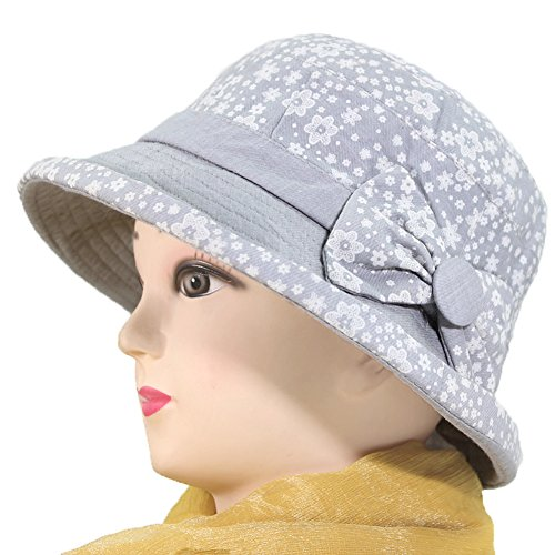 Ladies visière à l'automne/ anti-Sai eaves court seau chapeau A