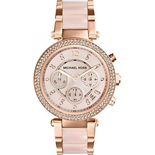 Reloj Cronógrafo para Mujer Michael Kors Parker MK5896