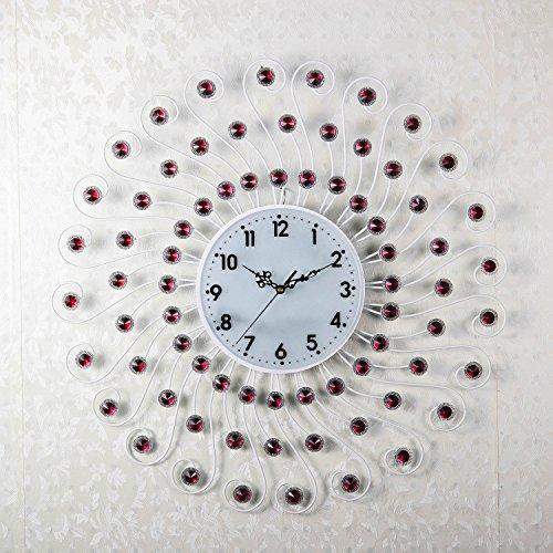ACCURATE Creativa contemporanea soggiorno orologio da parete