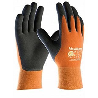 ATG MaxiTherm Palm Coated 30-201 Gloves#8~